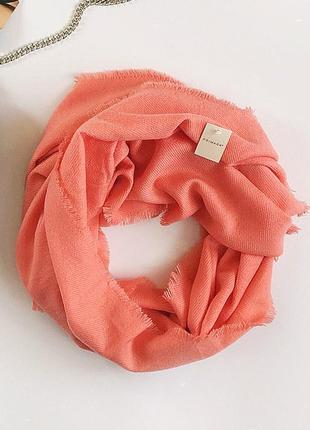 Обалденный объемный мягкий платок primark (шарф)