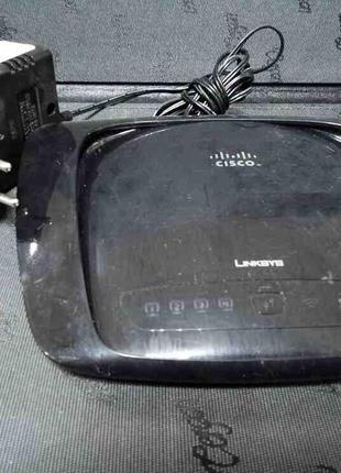 Сетевое оборудование Wi-Fi и Bluetooth Б/У Linksys WRT320N