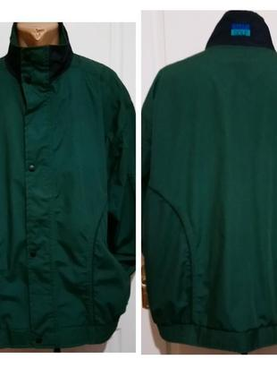Куртка ветровка на богатыря . пог 80