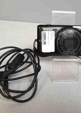 Фотоаппараты Б/У Nikon Coolpix S6400