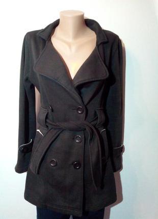 Молодежное, стильное пальто. urban diva.