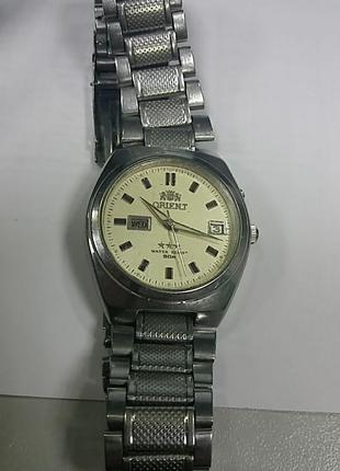 Наручные часы Б/У Orient EM5L