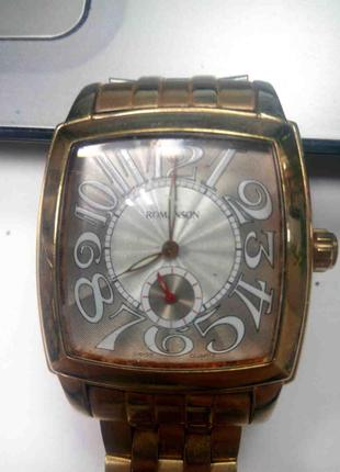 Наручные часы Б/У Romanson TM4122M
