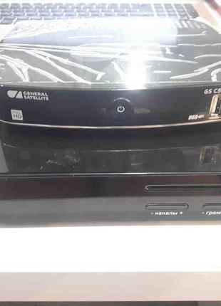 Спутниковое телевидение Б/У Цифровой спутниковый ресивер GS E501