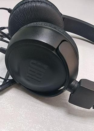 Наушники и Bluetooth-гарнитуры Б/У JBL T450