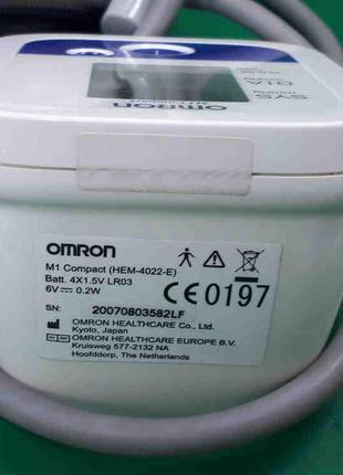 Тонометры Б/У Omron M1 Compact