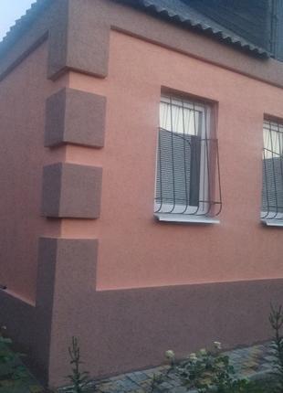 Утепление фасадов домов и квартир!!! Под ключ!!!