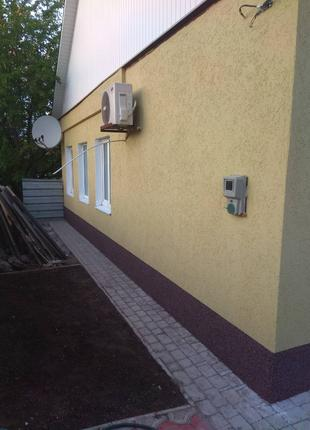 Утепление фасадов домов и квартир!!! Под ключ!!!!