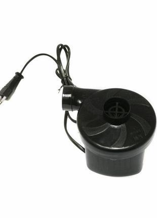 Насос электрический 220V/150W +3 насадки YF205