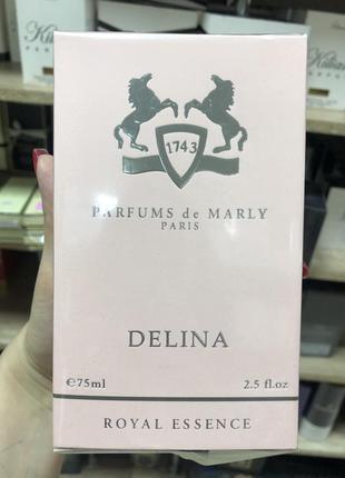 Parfums de marly delina 75 ml парфюмированная вода
