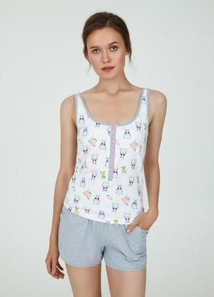 Пижама для кормящих мам 🤱