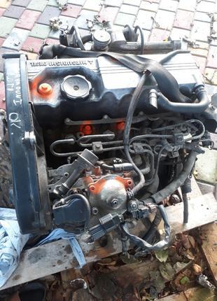 мотор 2,0 мітсубіші ланцер 1991р