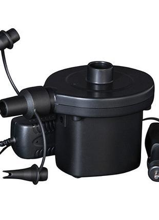 Электрический насос для резиновых изделий Bestway 62083 с наса...