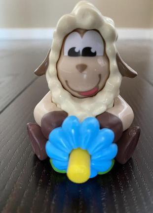 Большой kinder макси фигурка игрушка коллекционная киндер мими...