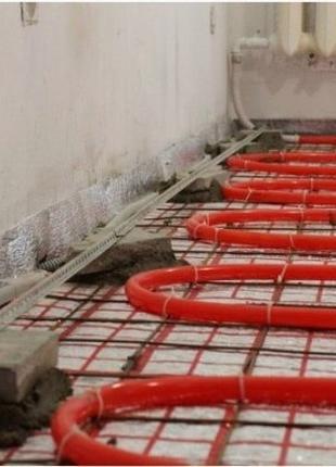 Монтаж водопроводных систем отопления и водоснабжения