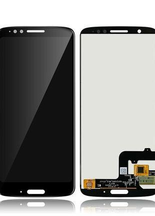Дисплей Moto G6 XT1925 + сенсор черный