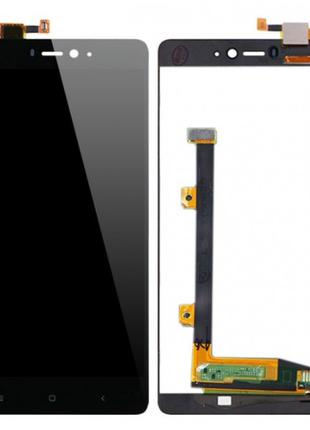 Дисплей Xiaomi Mi4i + сенсор черный