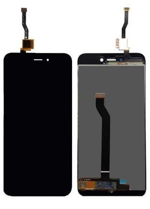 Дисплей Xiaomi RedMi 5а + сенсор черный