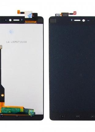 Дисплей Xiaomi Mi4с + сенсор черный