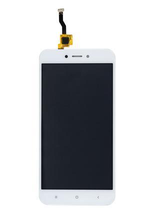 Дисплей Xiaomi RedMi 5а + сенсор белый