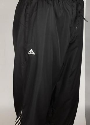 Бриджи шорты мужские Adidas Black Размеры M/46 Распродажа