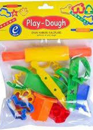 Набір інструментів для ліплення тіста Play-Dough