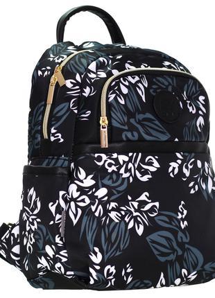 Рюкзак Style 2 відд. 32x24,5x15см, чорний Safari