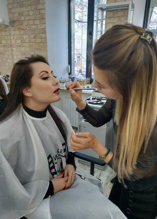 MakeUp: nude, fashion, классический, вечерний, свадебный