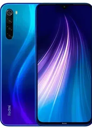 Смартфоны. Xiaomi. Redmi. Note. Xiaomi Redmi Note 8 4/64GB Blue