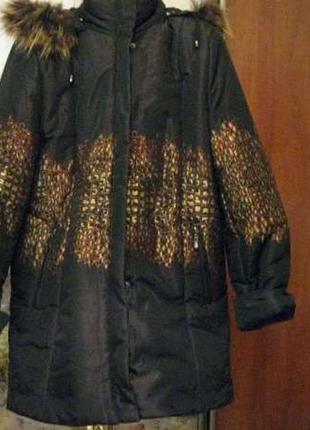 Женская куртка отстёгиваеться и мех и капюшон