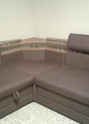 Реставрация. Перетяжка. Ремонт мягкой мебели любой сложности.