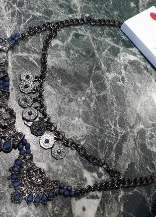 Колье, бусы, ожерелье от итальянского дома моды