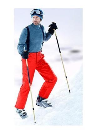 Мужские горнолыжные термо брюки от tcm tchibo, германия, размер l