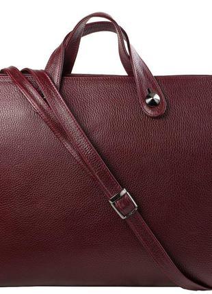 Портфель Desisan Портфель женский кожаный DESISAN SHI2939-339