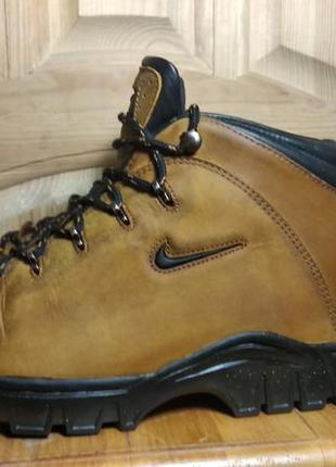 Мужские треккинговые ботинки nike air (оригинал) 43 р.