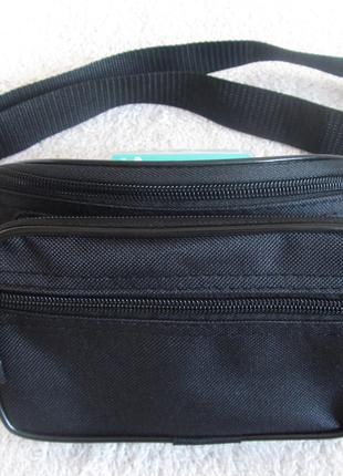 Мужская сумка на пояс Барсетка поясная