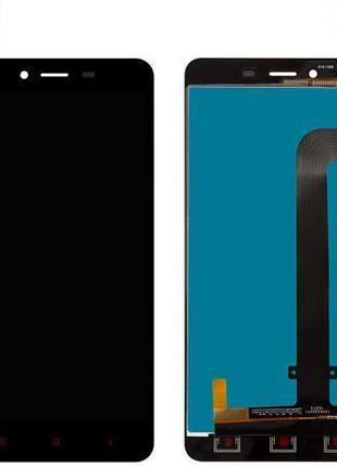 Дисплей (экран) для Xiaomi Redmi NOTE 2 ксиоми + тачскрин, цве...