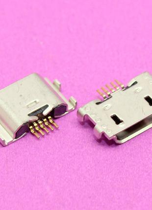 Разьем зарядки (коннектор) Lenovo S850, Z90-7 Vibe Shot, 5 pin...