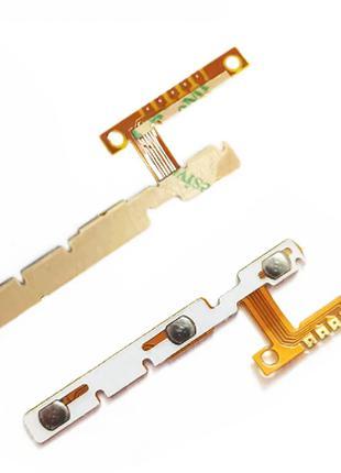 Шлейф для Lenovo A5500 IdeaTab/A8-50 Tab 2, с кнопкой включени...