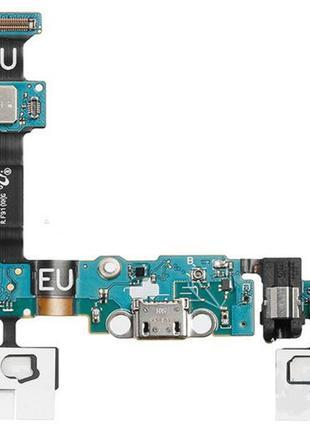 Шлейф для Samsung G928F Galaxy S6 Edge Plus, с разъемом зарядк...
