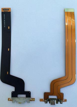 Шлейф для Xiaomi Mi Pad 2/Mi Pad 3, с разъемом зарядки