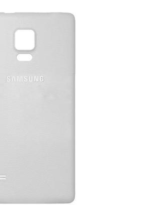 Задняя крышка для Samsung N915F Galaxy Note Edge, белая