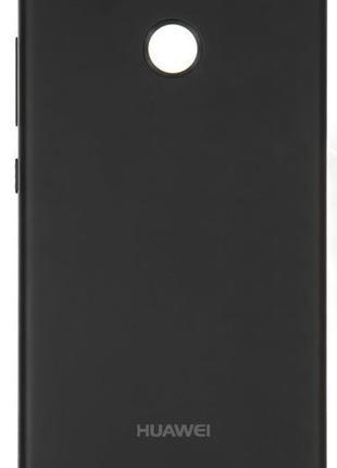 Задняя крышка для Huawei Nova 2 Plus 2017 (BAC-L21), черная, O...