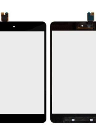 Тачскрин (сенсор) для Xiaomi Mi Pad 2, черный