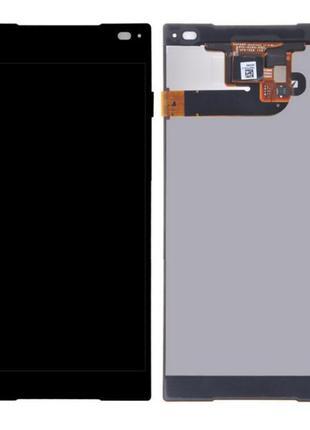 Дисплей (экран) для Sony E5803 Xperia Z5 Compact/E5823 + тачск...