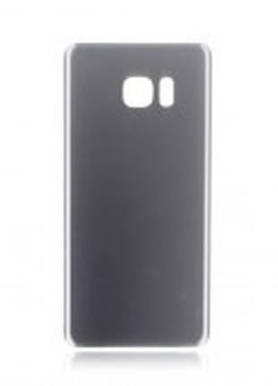 Задняя крышка для Samsung N930F Galaxy Note 7, серебристая, Si...