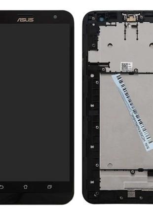 Дисплей (экран) для Asus ZenFone 2 Laser (ZE601KL) + тачскрин,...