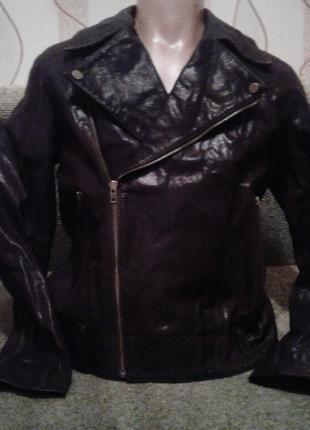 Найти покупателя на кожаную куртку)