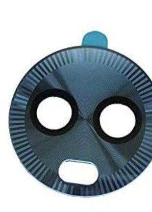 Стекло камеры Motorola XT1925 Moto G6, синее, Deep Indigo