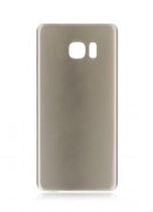 Задняя крышка для Samsung N930F Galaxy Note 7, золотистая, Gol...